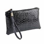 Krokodil-Leder-Clutch Handtasche Bestseller