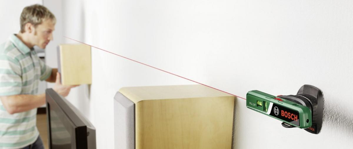 Laser-Wasserwaage Vergleich
