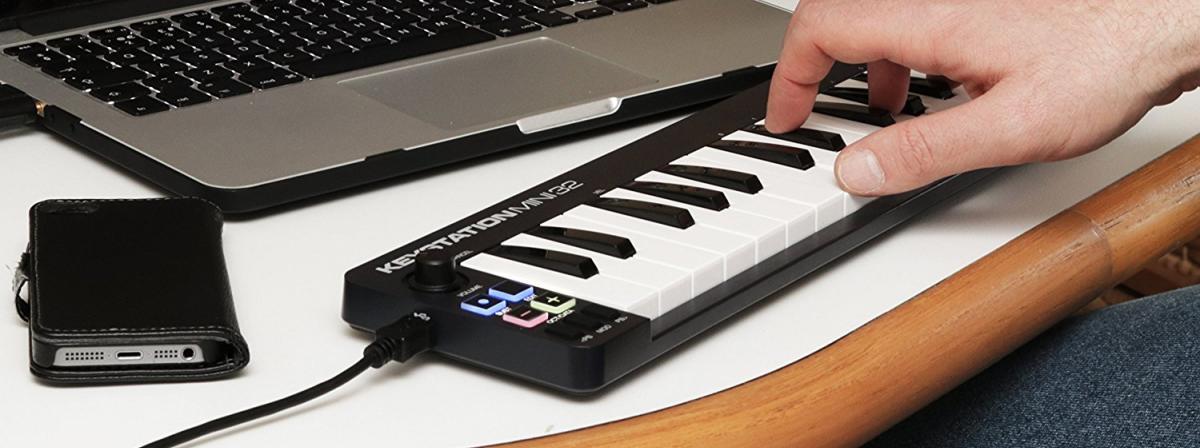 MIDI Keyboard Controller Vergleich