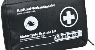 Motorrad-Verbandtasche Bestseller