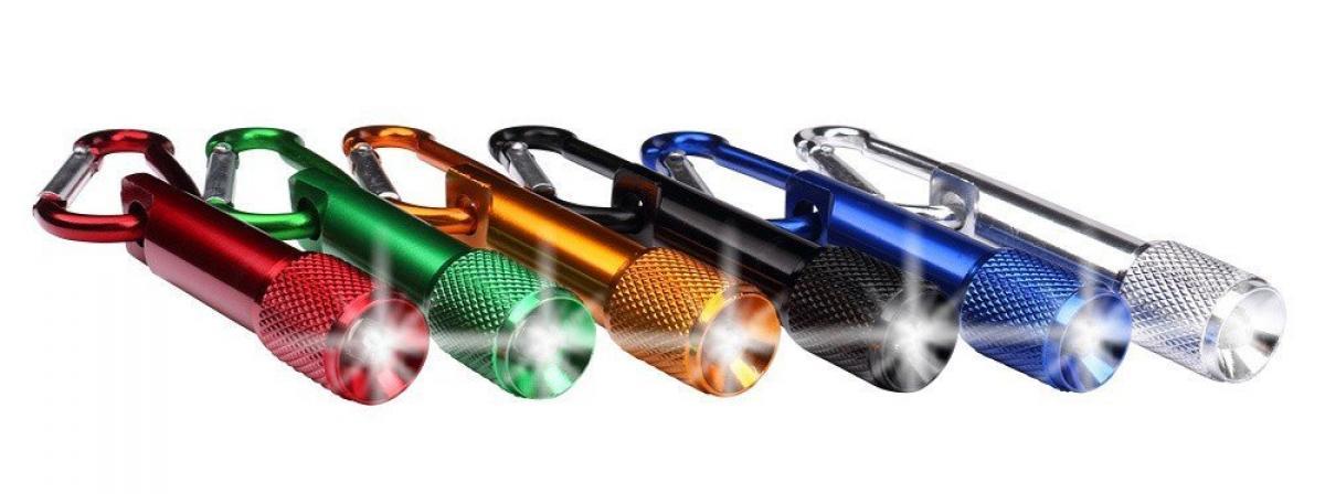 Schlüsselanhänger Taschenlampe Ratgeber