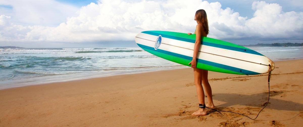 Surfbrett Vergleich