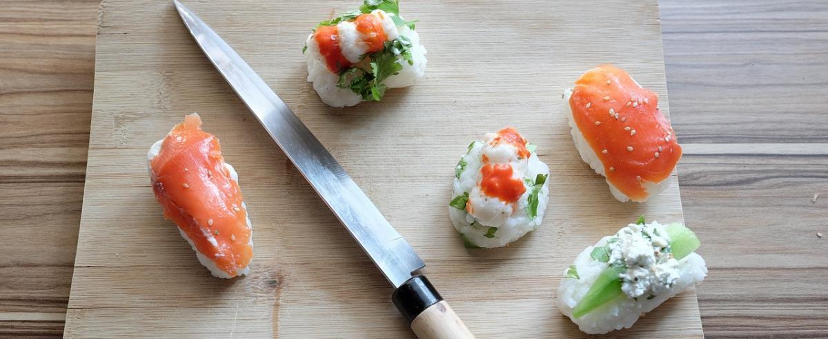 Sushi Messer Vergleich
