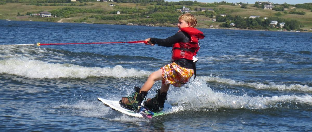 Wakeboard Binding