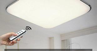 Dimmbare LED Deckenlampe Bestseller