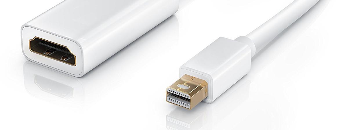 DisplayPort HDMI Stecker Ratgeber