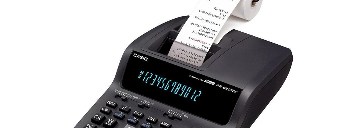 Druckender Tischrechner Ratgeber