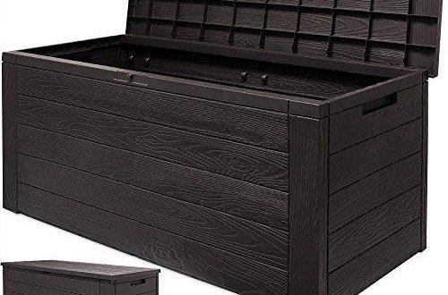 garten aufbewahrungsbox test vergleich testberichte 2018. Black Bedroom Furniture Sets. Home Design Ideas
