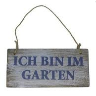Gartenschild Bestseller
