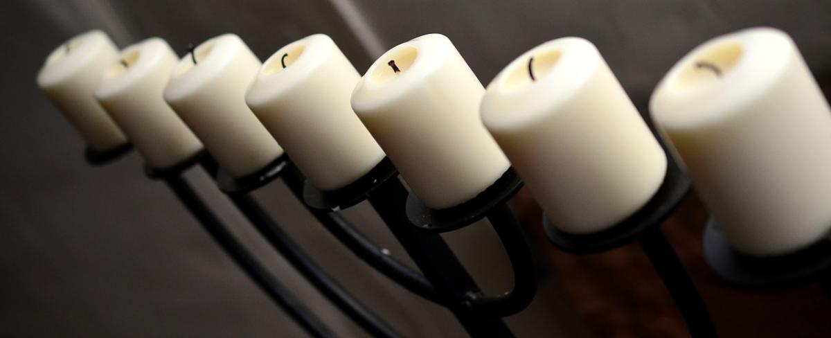 Kerzenhalter Vergleich