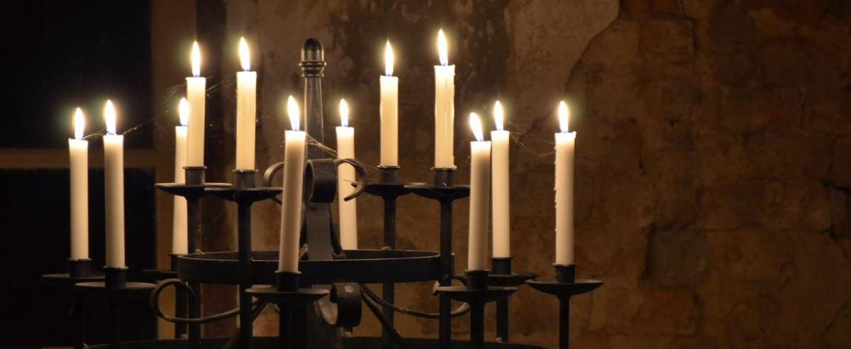 Kerzenleuchter Vergleich