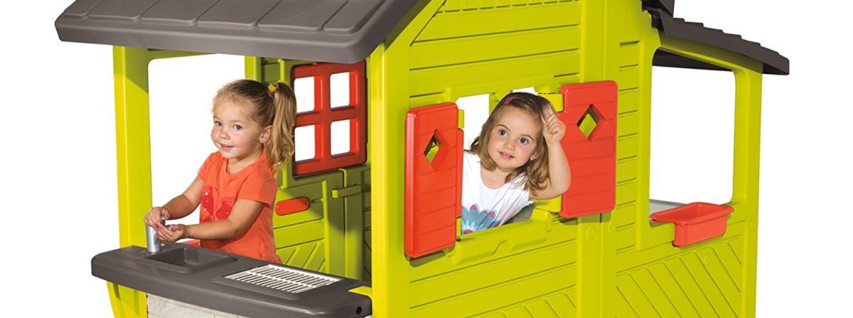 Kinderspielhaus Vergleich