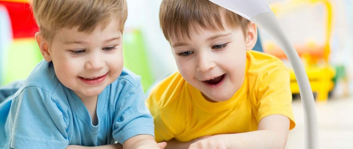 Kindertischlampe Vergleich