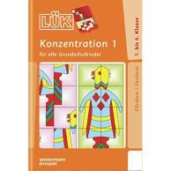Konzentrationsspiele Buch Bestseller