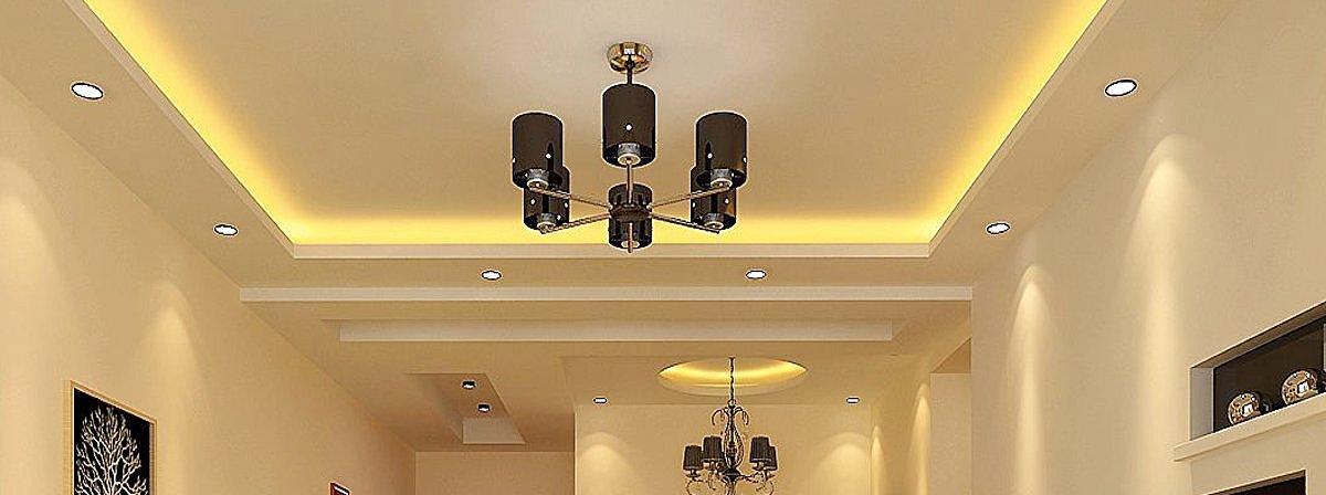 LED Einbaustrahler Vergleich