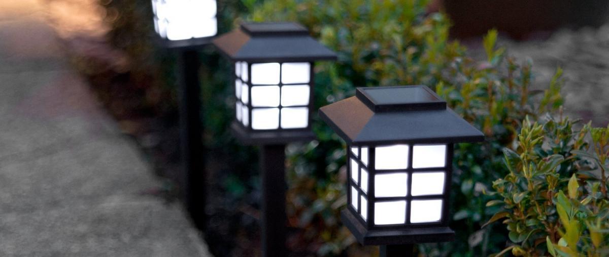 LED Gartenlaterne Ratgeber