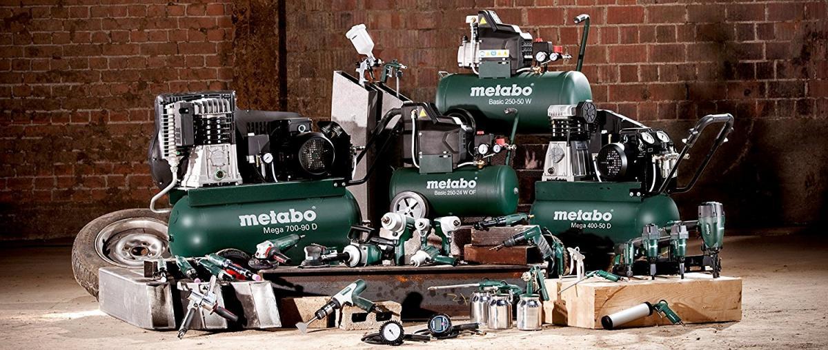Metabo Kompressor Vergleich