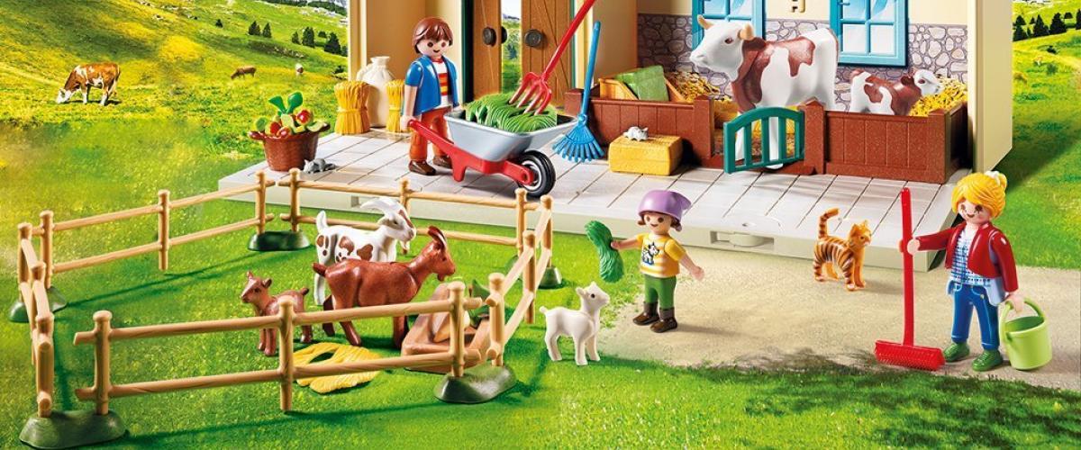 Playmobil Bauernhof Ratgeber