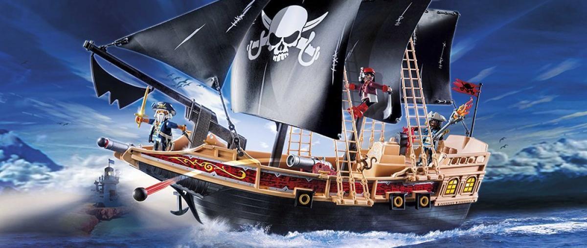 Playmobil Piratenschiff Vergleich