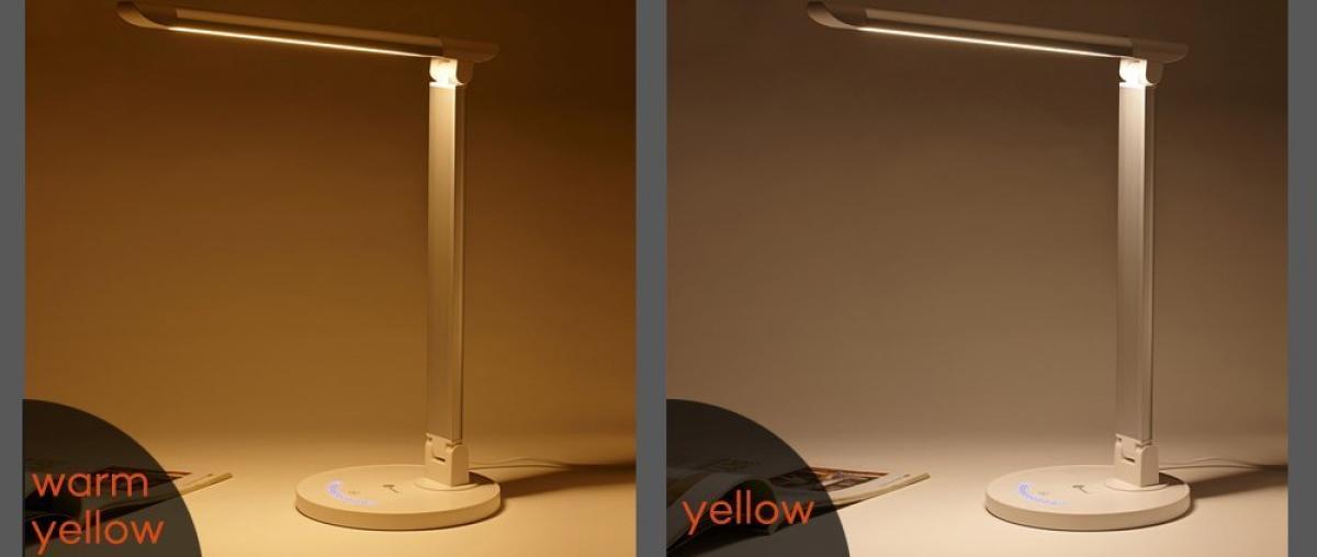 TaoTronics Schreibtischlampe Vergleich