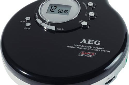 tragbarer cd player test vergleich testberichte 2019. Black Bedroom Furniture Sets. Home Design Ideas