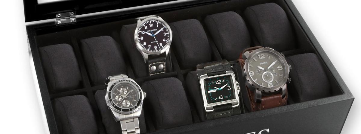 Uhrenkasten Vergleich