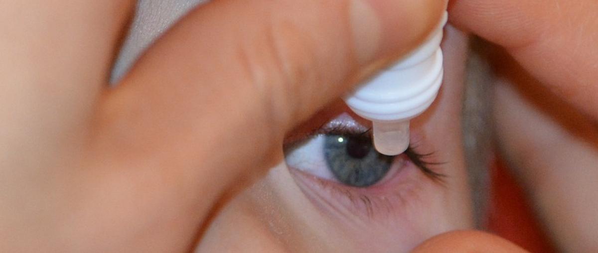 Augentropfen Tipps