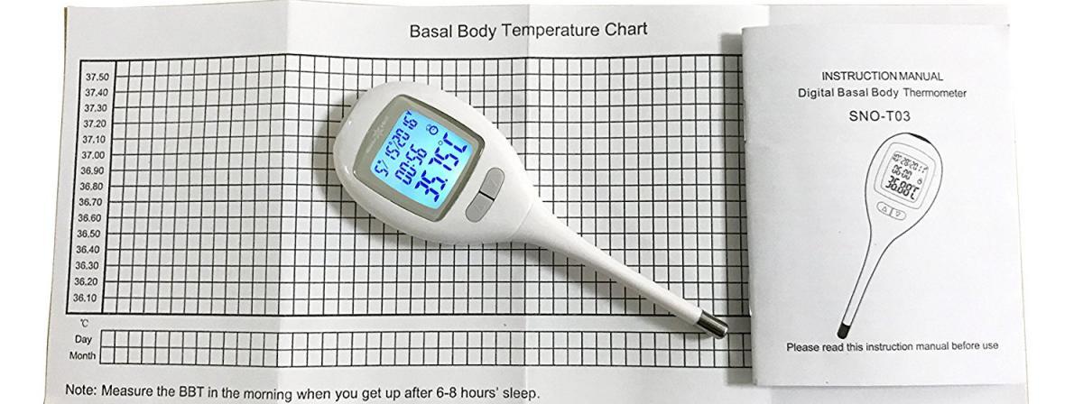 Basalthermometer Vergleich