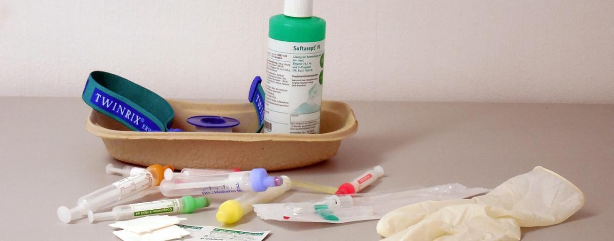 Desinfektionsmittel Vergleich