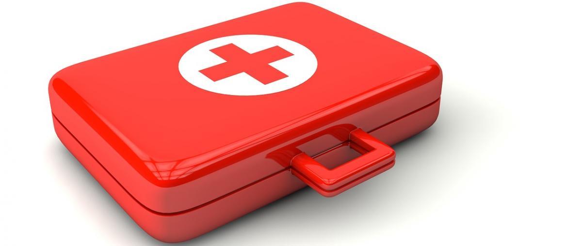 Erste-Hilfe-Koffer Ratgeber