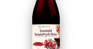 Granatapfel Fruchtextrakt Bestseller