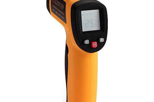 Infrarot thermometer test vergleich u a testberichte