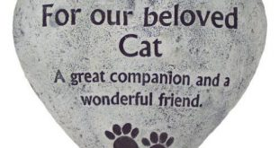 Katzen Gedenkstein Bestseller