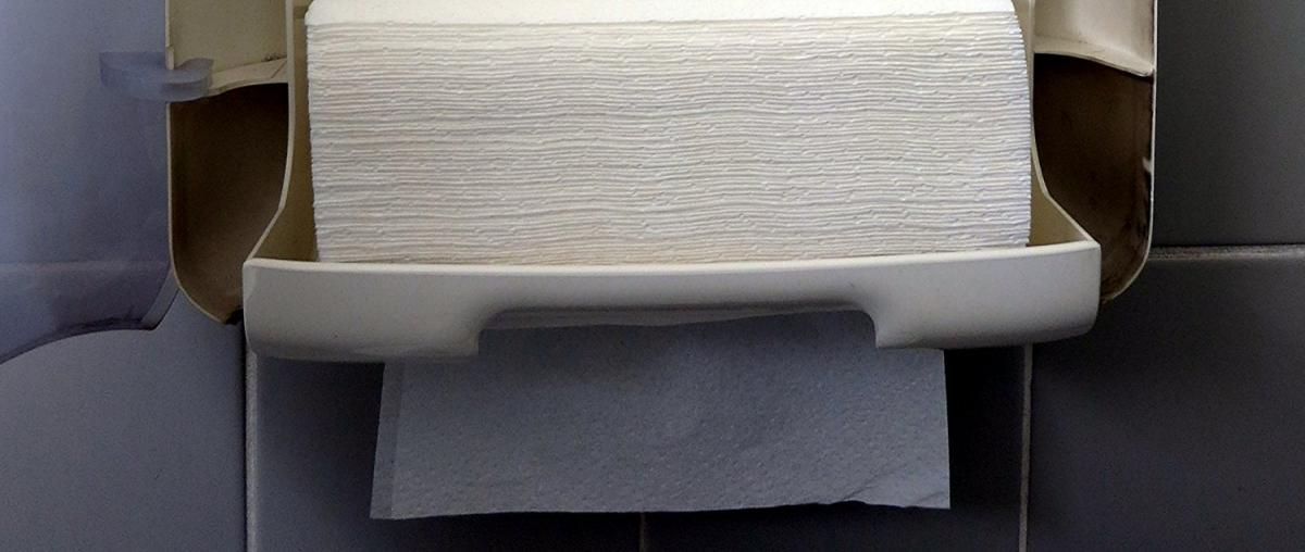 Papierhandtücher Ratgeber