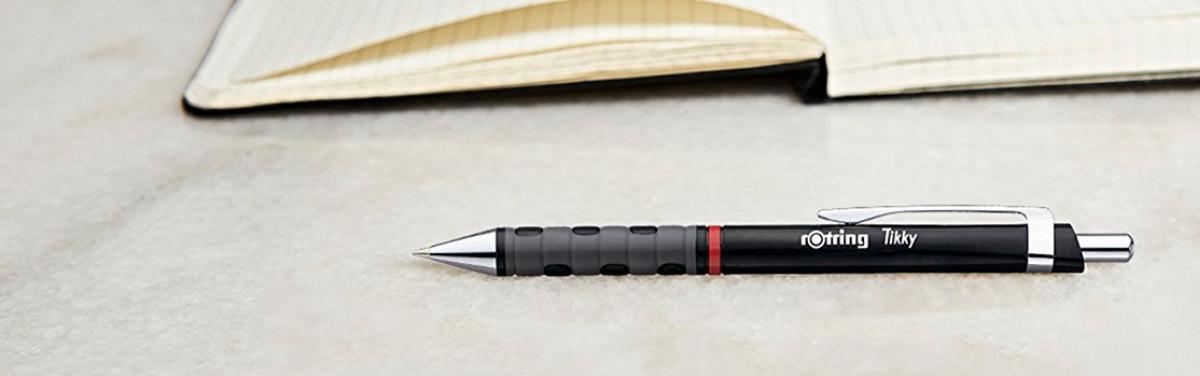 rOtring Kugelschreiber Ratgeber