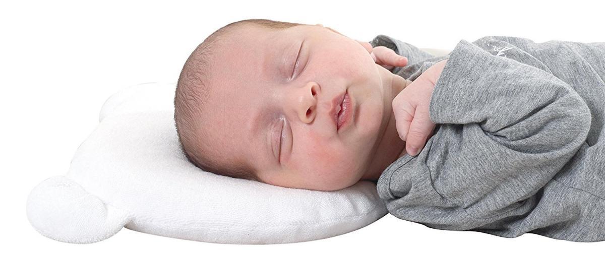 Babykopfkissen Bezug Vergleich