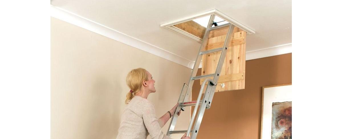 Dachbodenleiter Vergleich