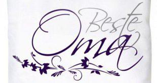 Dekokissen für Oma Bestseller