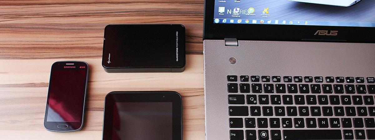Externe SSD Festplatte Vergleich