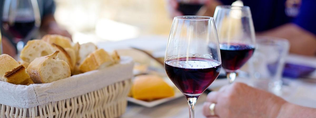 Frankreich Rotwein Vergleich