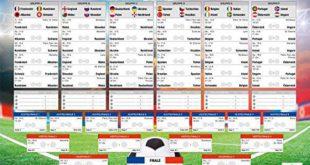 Fußball EM Spielplan 2016 Bestseller