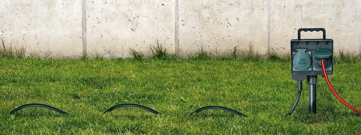 Gartensteckdose Vergleich