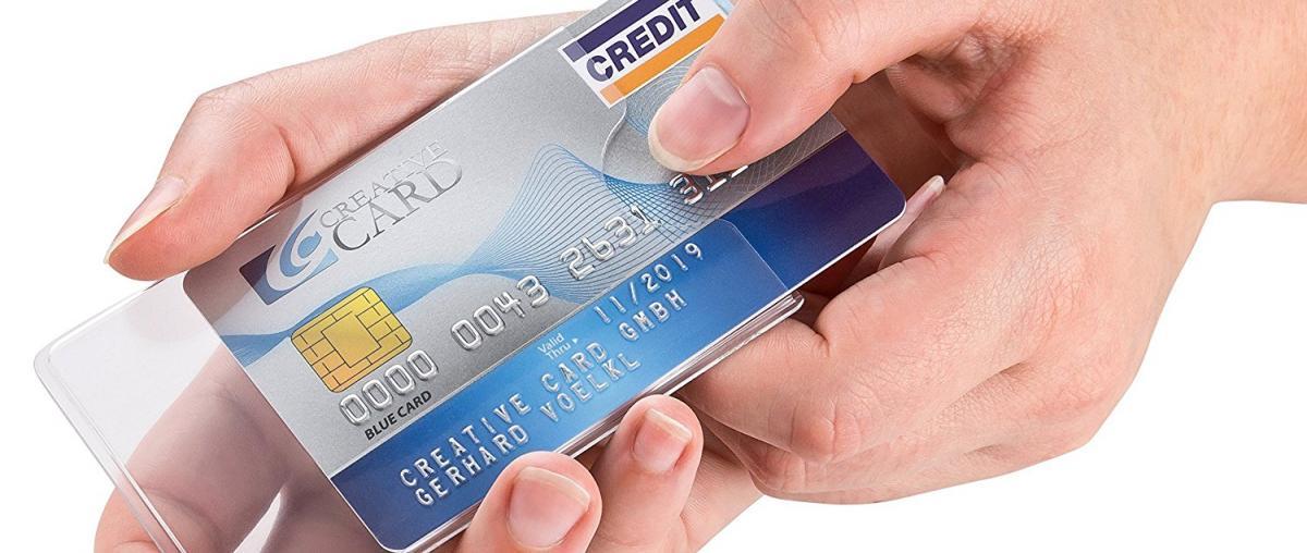 Kreditkartenhülle