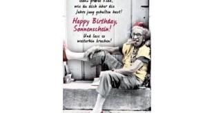 lustige Geburtstagskarte Bestseller