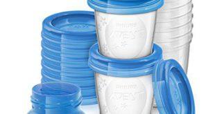 Muttermilchbehälter Bestseller