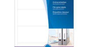 Ordner-Etiketten Bestseller