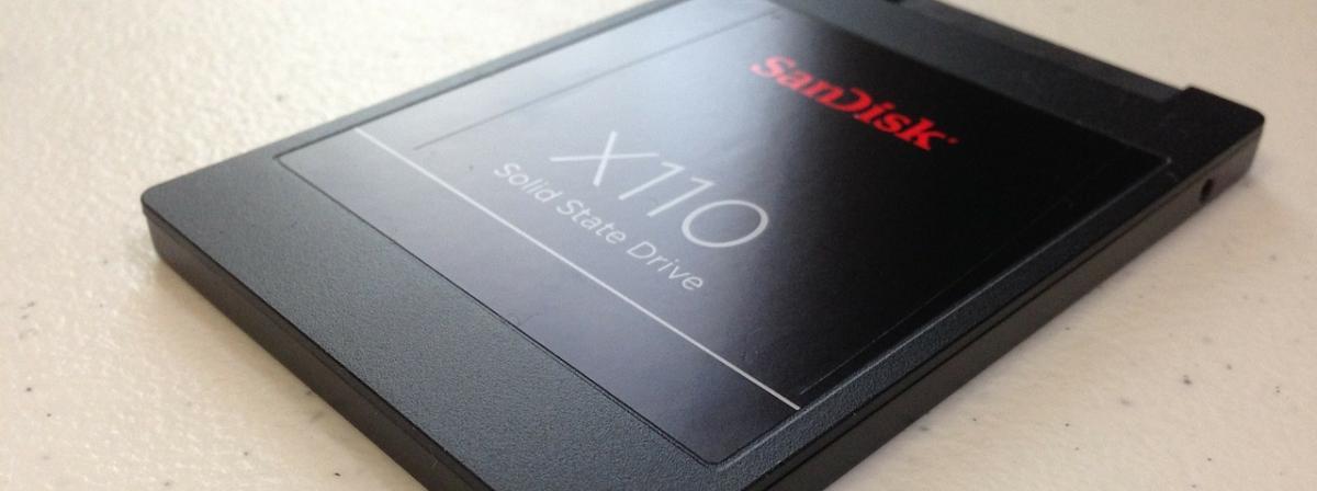 SSD-Festplatte Vergleich