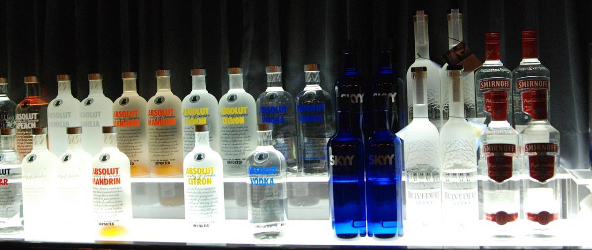 Vodka mit Geschmack Ratgeber