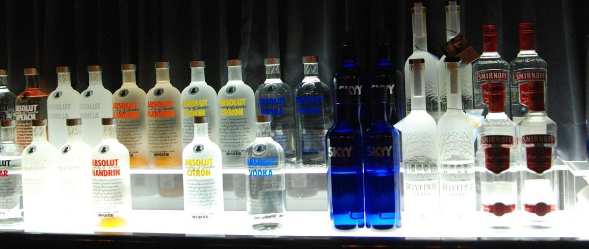 Wodka Vergleich