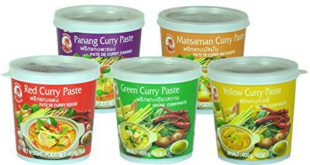 Currypaste Bestseller